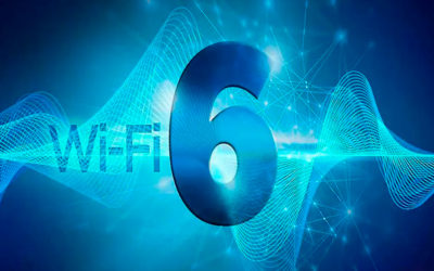 Redes WiFi 6G