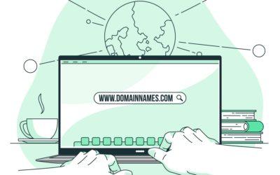 ¿Qué es un dominio de internet y la importancia de este?